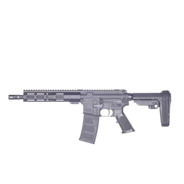 PISTOL AR15 556 HALO10.5 - 5TH AXIS-3, ANDRO CORP, BALLISTIC ADVANTAGE, 300 Blackout