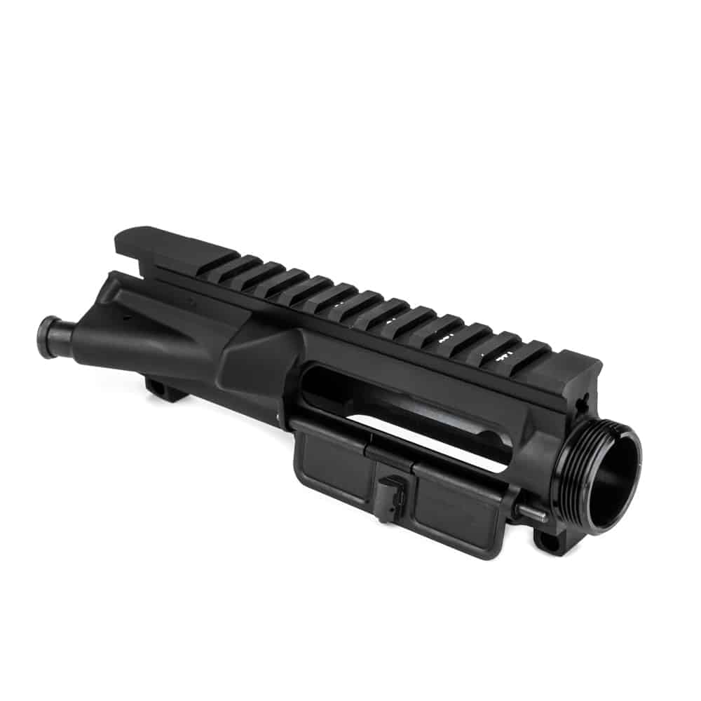 AR15 Complete Upper Receiver FORWARD ASSIST  AND DUST COVER ANDRO CORP