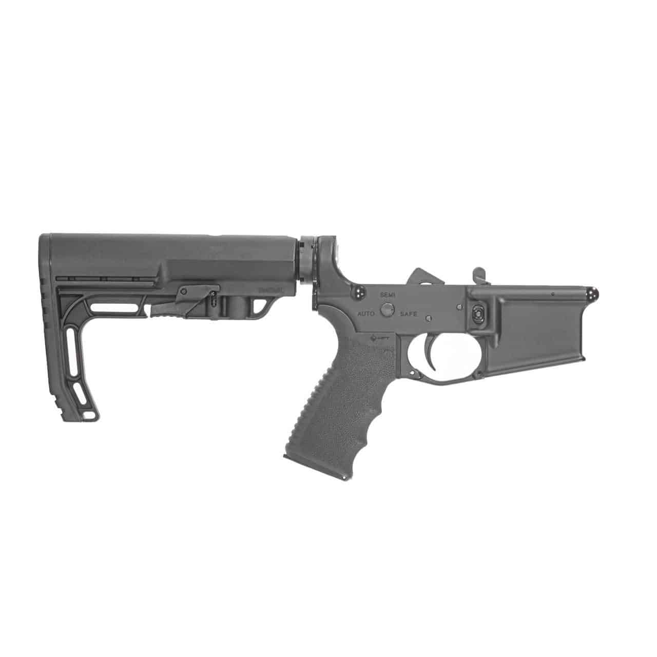AR15 Complete Lower RECEIVER Minimalist ANDRO CORP