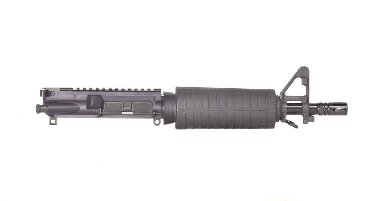 AR15 COMPLETE UPPER 556 NATO 10.3 INCH M4 ANDRO CORP CRANE SPEC