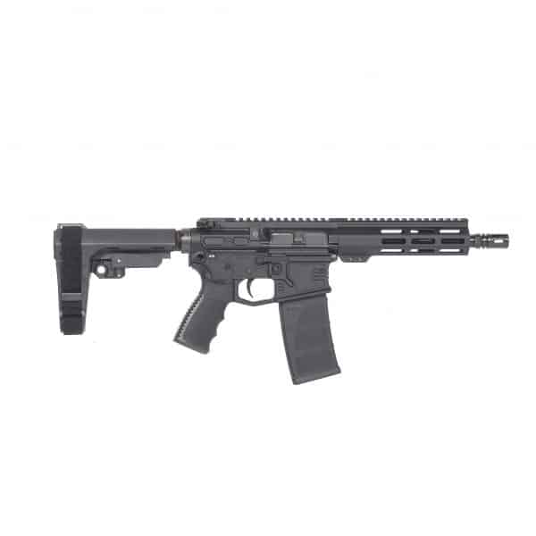 8 INCH 556 AR15 SBA3 MLOK Andro Corp AR15 Pistol