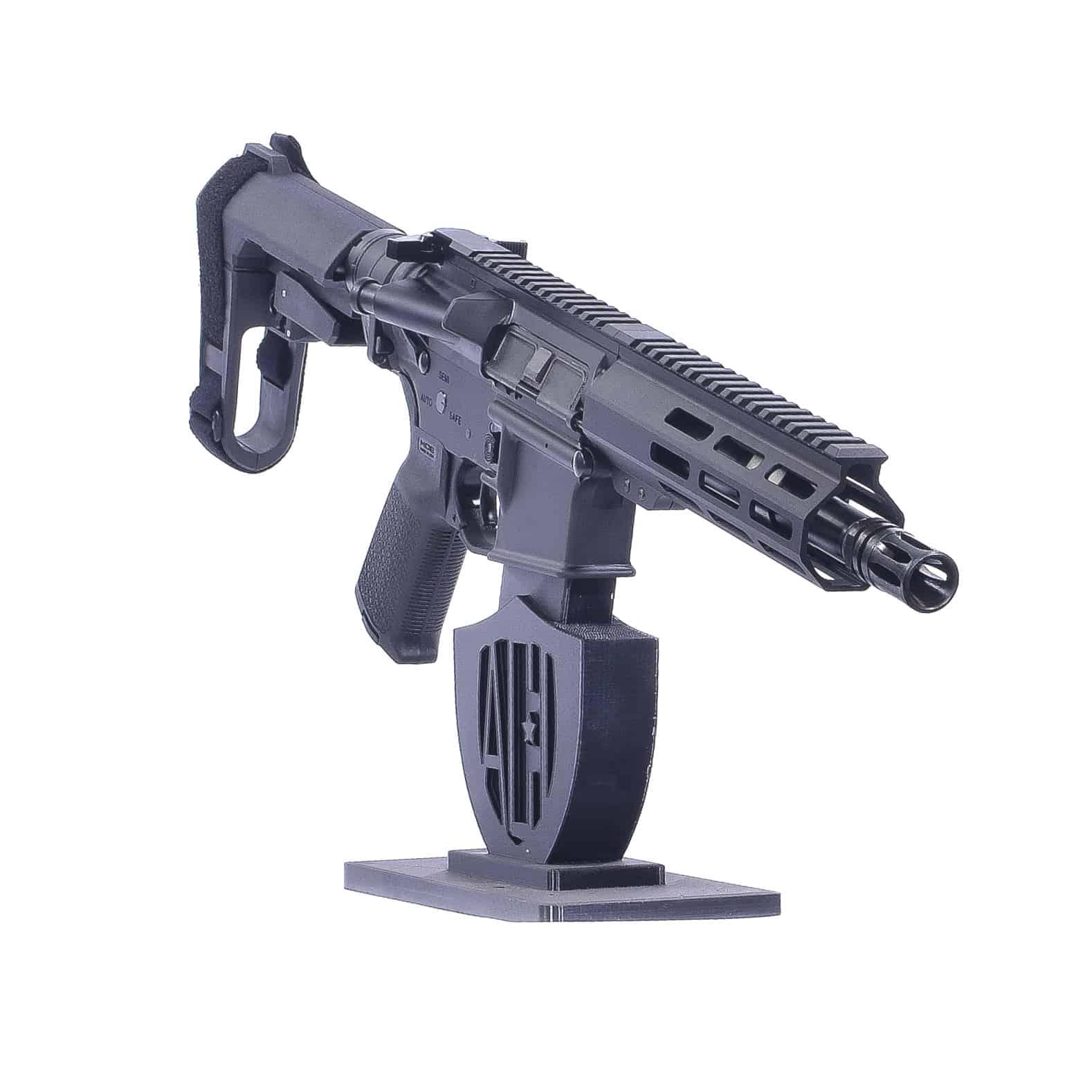AR15 556 PISTOL 8 INCH SBA3 MLOK Andro Corp AR15 Pistol