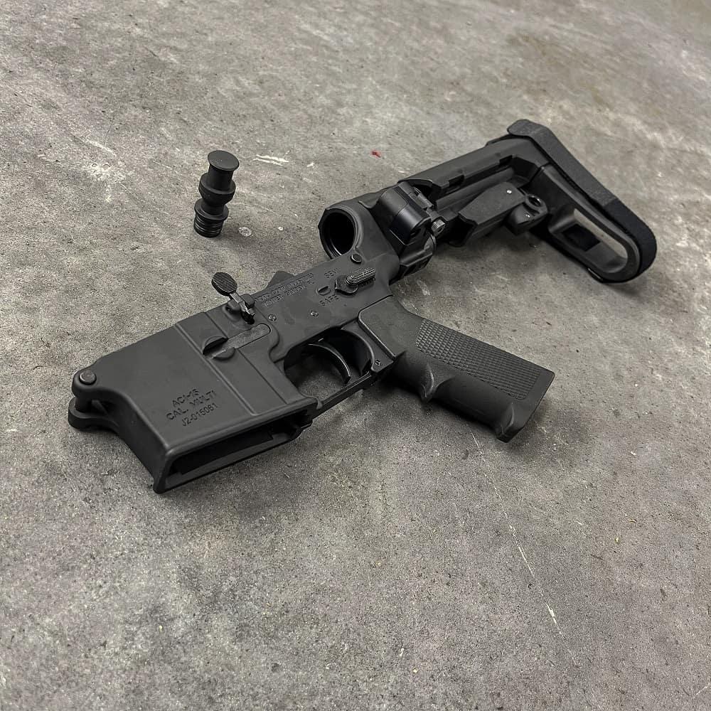 AR15 AR10 AR9 LOWERS