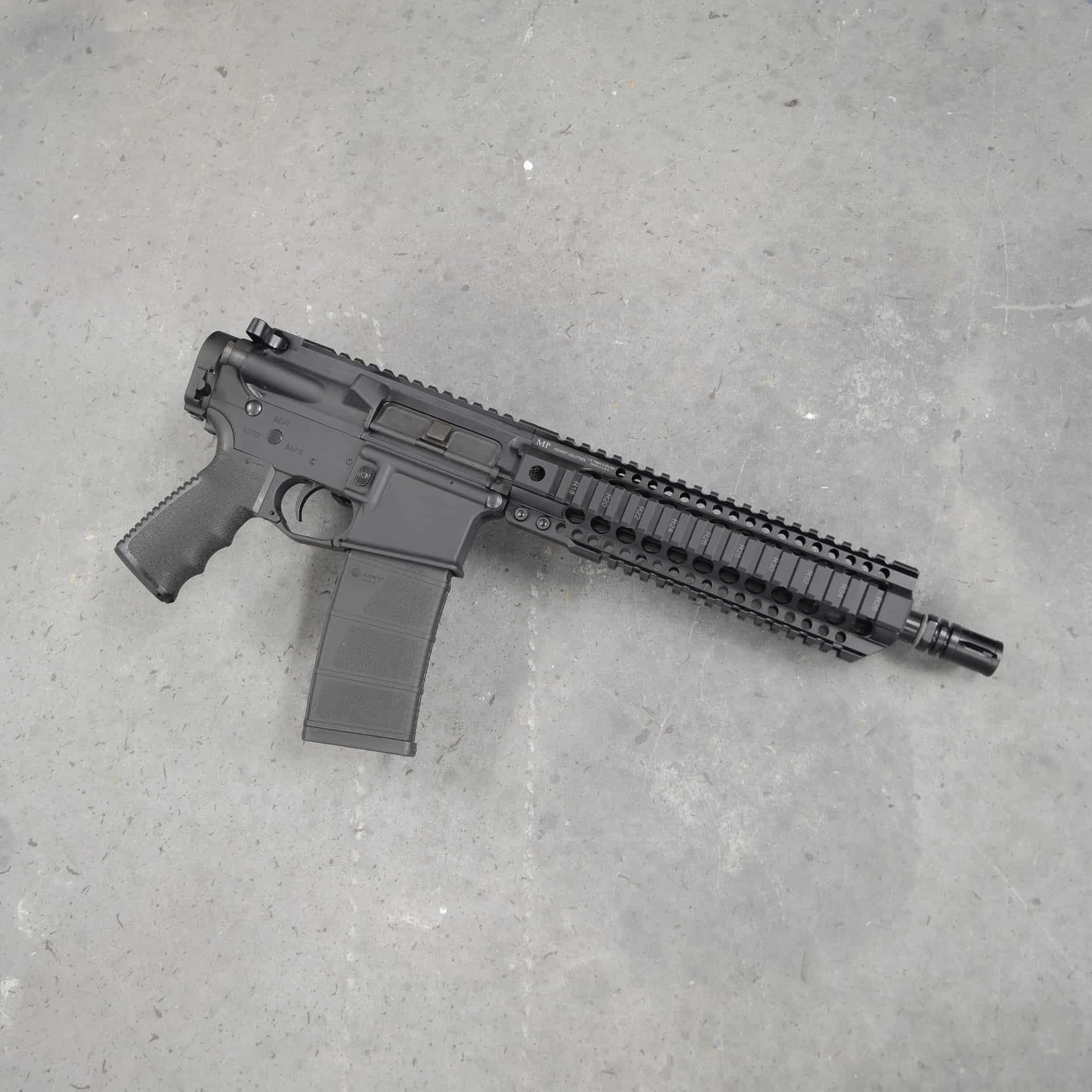 "AR15 PISTOL 556 FOLDER 10.3"" SBA3 Andro Corp LAW TACTICAL"
