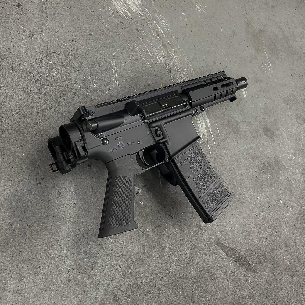 AR15 556 LAW TACTICAL FOLDER | Andro Corp AR15 Pistol