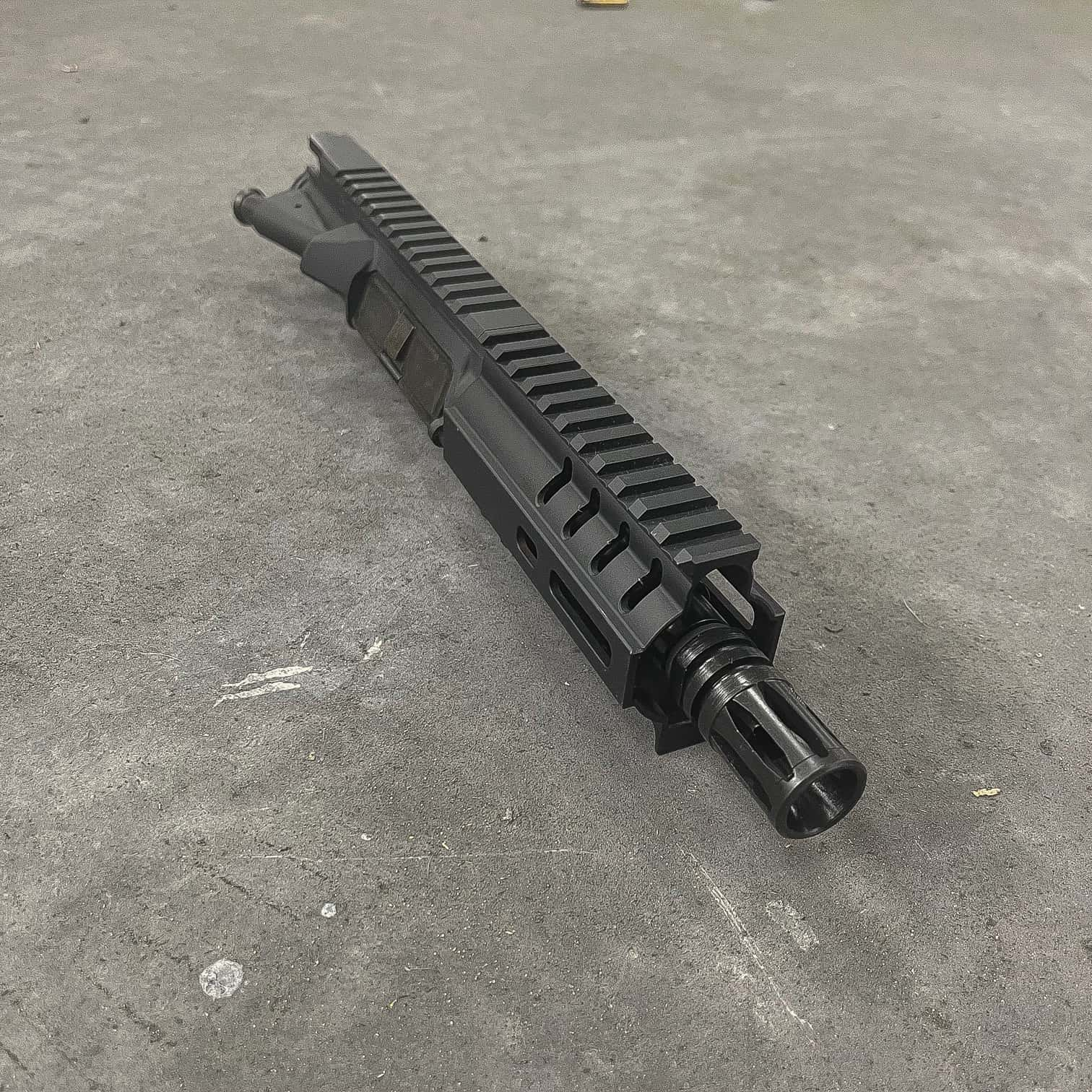 AR15 SHORT UPPER 556 NATO MICRO | ANDRO CORP INDUSTRIES