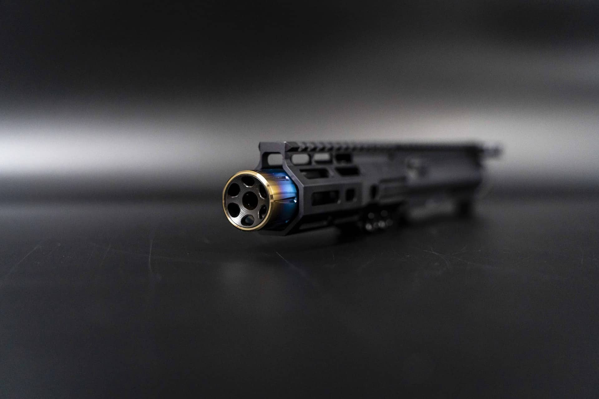 AR15 SLR RIFLEWORKS UPPER MICRO 556 | ANDRO CORP