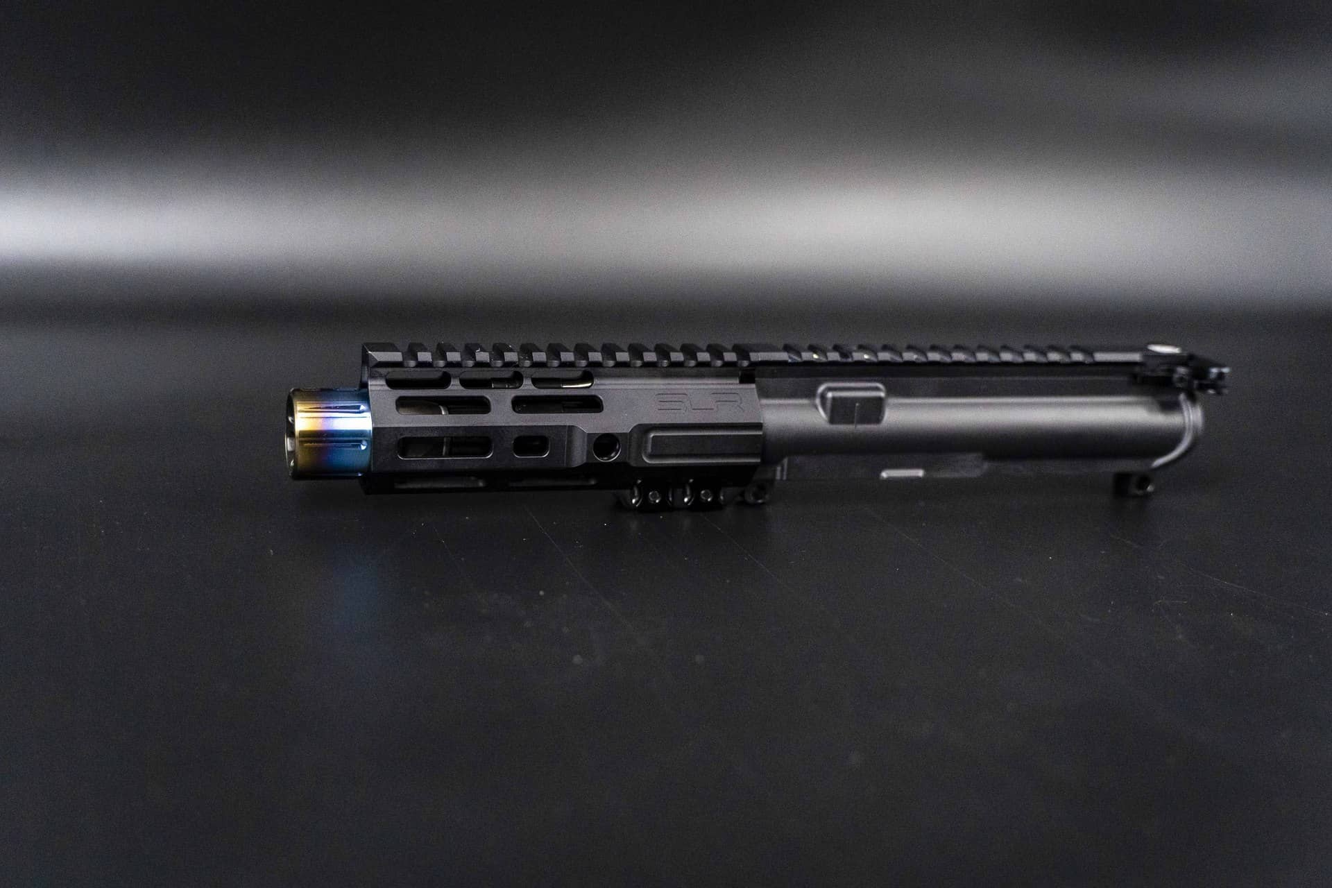 AR15 SLR RIFLEWORKS UPPER MICRO 556   ANDRO CORP
