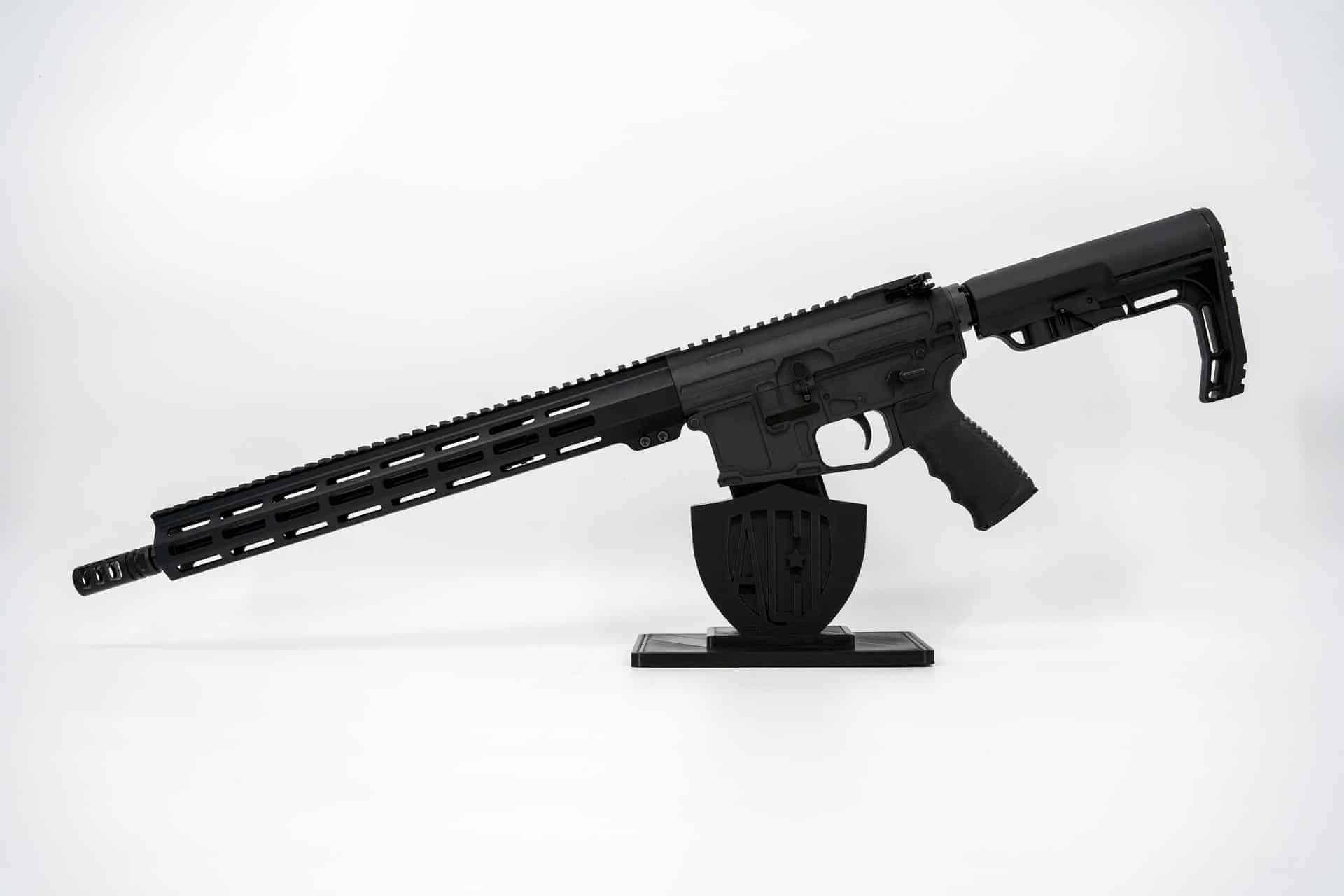 rifle 300 blackout ar15 10.5 inch MLOK SBA3 Andro Corp AR15 Pistol