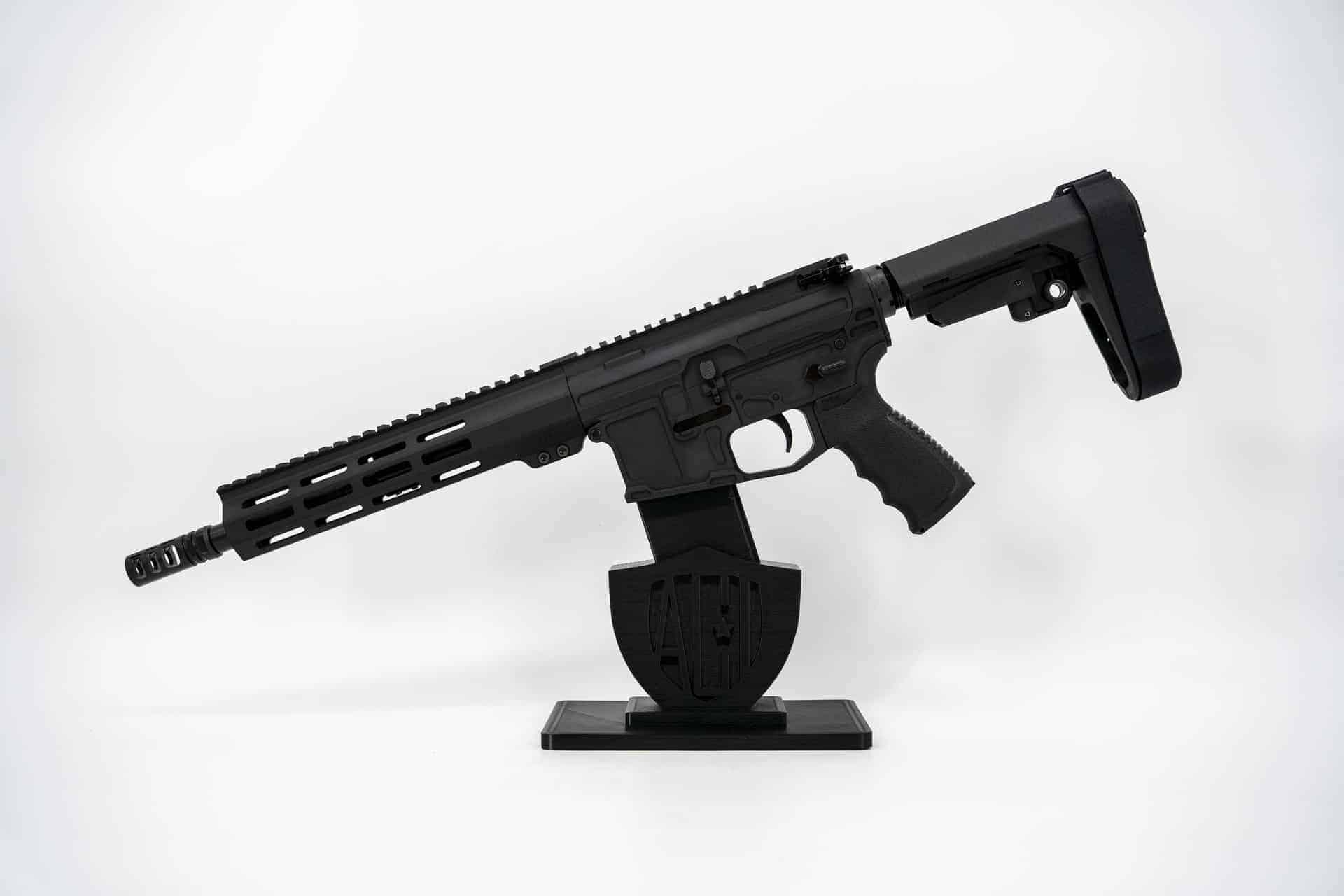 300 blackout ar15 10.5 inch MLOK SBA3 Andro Corp AR15 Pistol